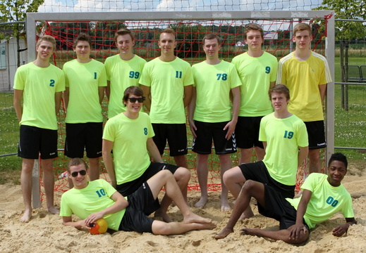 Beachhandball 2012