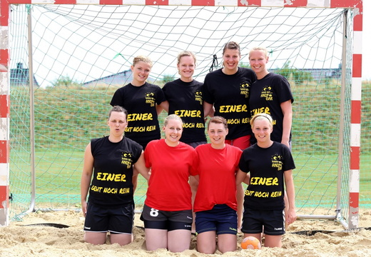 Beachhandball 2013