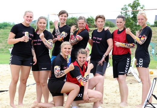 Beachhandball 2016