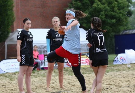 Beachhandball 2017